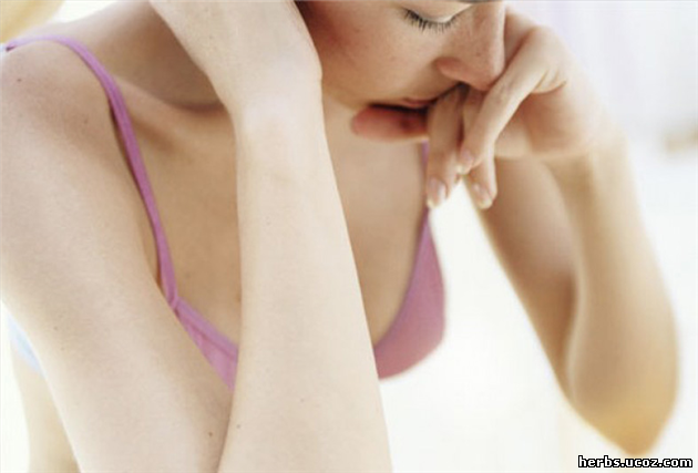 Боли в груди и менструация